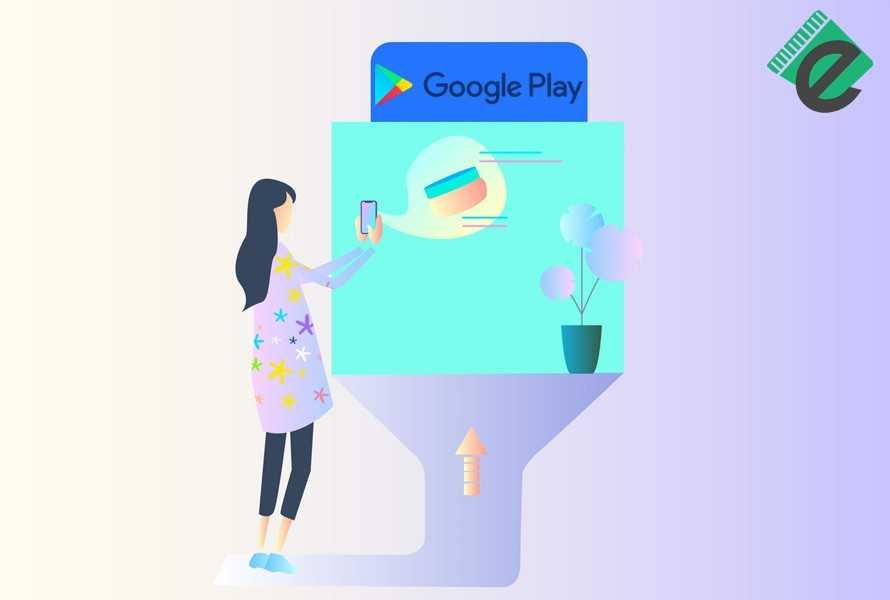 ثبت اپ در گوگل